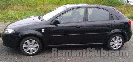 зеркало Chevrolet Lacetti